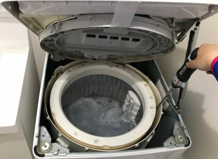 洗濯機クリーニング縦型